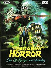 Paganini Horror , Digi-Pack , DVD , 100% uncut , new & sealed