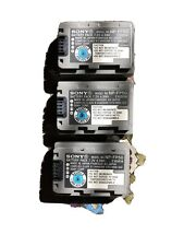 3 OEM Sony NP-FP50 Battery - Sony Brand - Great Condition - 3 Batteries