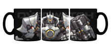 Overwatch Reinhardt Coffee Mug Cup Anime Manga NEW