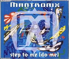 Mantronix Step to me (do me; 1991) [Maxi-CD]
