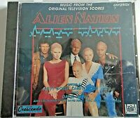 Music from the Original Television Scores, Alien Nation CD (GNP Crescendo)- New