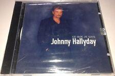 NEUF SCELLE JOHNNY HALLYDAY INTROUVABLE CD RUSSE CE QUE JE SAIS