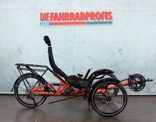 HP Velotechnik Scorpion fx 20 Dreirad Liegerad Trike