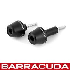 Barracuda - Triumph - Street Triple 07-12 Crash Bungs - Crash Protectors