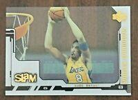 2000-01 Upper Deck Slam Windows  Power Kobe Bryant Los Angeles Lakers #PW4
