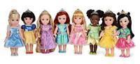 My First Disney Princess 16inch Toddler Doll Frozen Elsa/Anna/Rapunzel/Ariel/Bel
