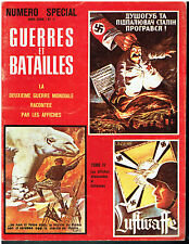 Guerres et batailles Numéro spécial HS N° 11 -  Affiches  2ème guerre mondiale