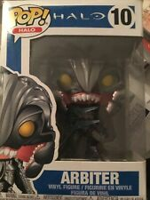 Pop Funko Halo Arbiter Toy Vinyl Figure
