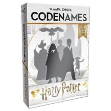 Codenames Harry Potter Edition Board Game Czech CE010400 Family Party USAopoly