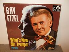 Roy Etzel . What's New Mr. Trumpett . Shrink Wrap . LP