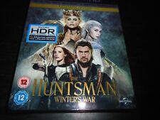 The Huntsman: Winter's War 4K Ultra HD + Blu-ray
