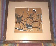 Original Vintage Illustration Artwork - Abel Jules FAIVRE (1867-1945) Cartoonist