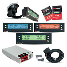 SCANGAUGE 2 OBD2 Digital Gauge Scan Tool Trip Computer With Window Mount
