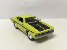 1971 71 Dodge Demon 340 Collectible 1/64 Scale Diecast Diorama Model