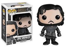 Juego Of Tronos Figura Pop! 26 Castle Negro Jon Snow Funko