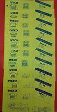 Catalogue / Brochure / Fiche technique Iveco Gamme moyenne X10