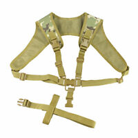 P90 Tactical Sling Adjustable Paintball Gun Shoulder Strap Hook Loop Closure