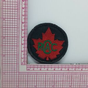 VTG RCAC Royal Canadian Army Cadets Patch Applique b2