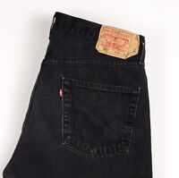 Levi's Strauss & Co Hommes 501 Jeans Jambe Droite Taille W36 L32 BBZ313