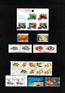 Mint Unused Sets of Decimal stamps Valid for Post