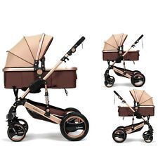 NEW Belecoo Baby Kid Carriage Stroller Pram Infant Travel Folding Pushchair NBTS
