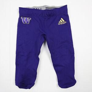 Washington Huskies adidas Football Pants Men's Purple Used