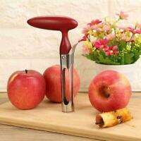 Apple Corer Lever Tool von Creative Kitchen Birnenfruchtsamen-Werkzeug B3K7