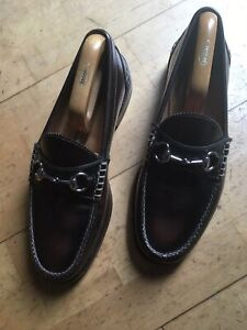 Gucci Horse bit Loafers