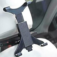 "Universal Headrest Seat Car Y-Holder Mount For 7 -10"" screen Tablet iPad WJ U2E9"