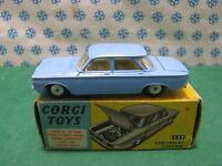 Vintage -  CHEVROLET  CORVAIR  B    -  Corgi toys 229