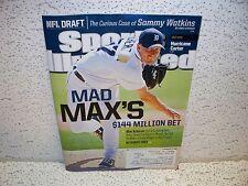 Sports Illustrated April 28 2014 SI Max Scherzer Detroit Tigers MLB
