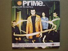 PRIME sth 4-Track Snippet CD + 2 Video