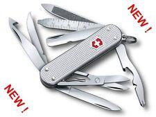 SWISS ARMY KNIFE - VICTORINOX MINICHAMP SILVER 0.6381.26 - ALOX -