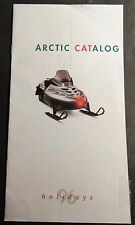 RARE 1996 ARCTIC CAT HOLIDAY SNOWMOBILES SALES ACCESSORIES BROCHURE  (063)