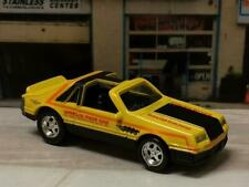 Indy 500 Pace Car 1979 Ford Mustang FOX BODY 1/64 Scale Limited Edition A37