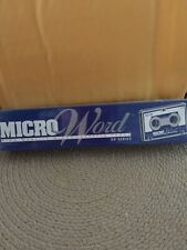 MicroWord High Quality Microcassette Tapes VX Series 25 Pack