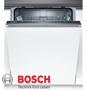 Bosch Einbau Spülmaschine 60cm Geschirrspüler Vollintegrierbar InfoLight Neu