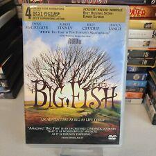 Big Fish Ewan McGregor Tim Burton 60% Off 4+ Dvd $2 Each