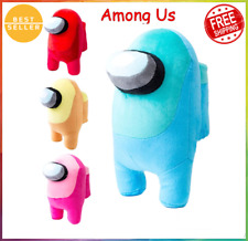 Among Us Plush Doll BEAUTIFUL Soft Kids Toys Game Figure Red Blue Yellow Kawaii