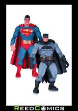 DARK KNIGHT RETURNS 30TH ANNIVERSARY BATMAN SUPERMAN FRANK MILLER ACTION FIGURES