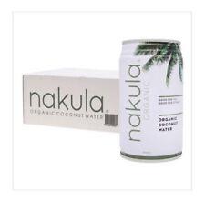 ✅NAKULA Pure Organic Coconut Water - Carton Of 12 (12 x 330ml)