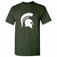 Michigan State Spartans Primary Logo Licensed Unisex T-Shirt