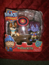 MIKE THE KNIGHT  TROLLEE & YIP
