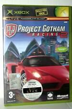 PROJECT GOTHAM RACING 2 GIOCO USATO OTTIMO XBOX EDIZIONE ITALIANA PAL FR1 41769