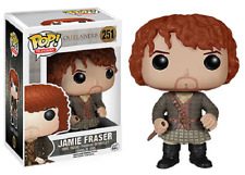 OUTLANDER POP! JAMIE FRASER #251 VINYL FIGURE FUNKO - IN STOCK! (RETIRED)