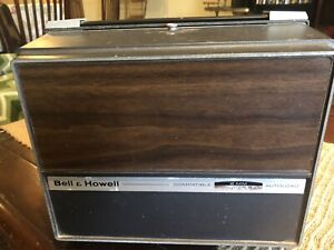 Vintage Bell & Howell Autoload Super 8 Movie Film Projector