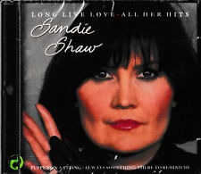Sandie Shaw-Long Live Love/all her Hits/CD/NUOVO + OVP-SEALED!