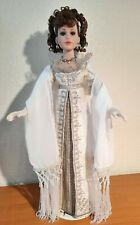 """TONNER  KITTY COLLIER PERIOD COSTUME 18 inch DOLL """" Empress Kitty """" FROM 2004"""