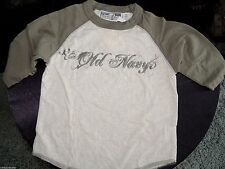 NWT Boys Size 2T  * OLD NAVY *  Jersey Top  T-1