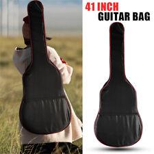Acoustic Classical Guitar Bag Back Shoulder Hand Carry Soft Case Full Size 41''